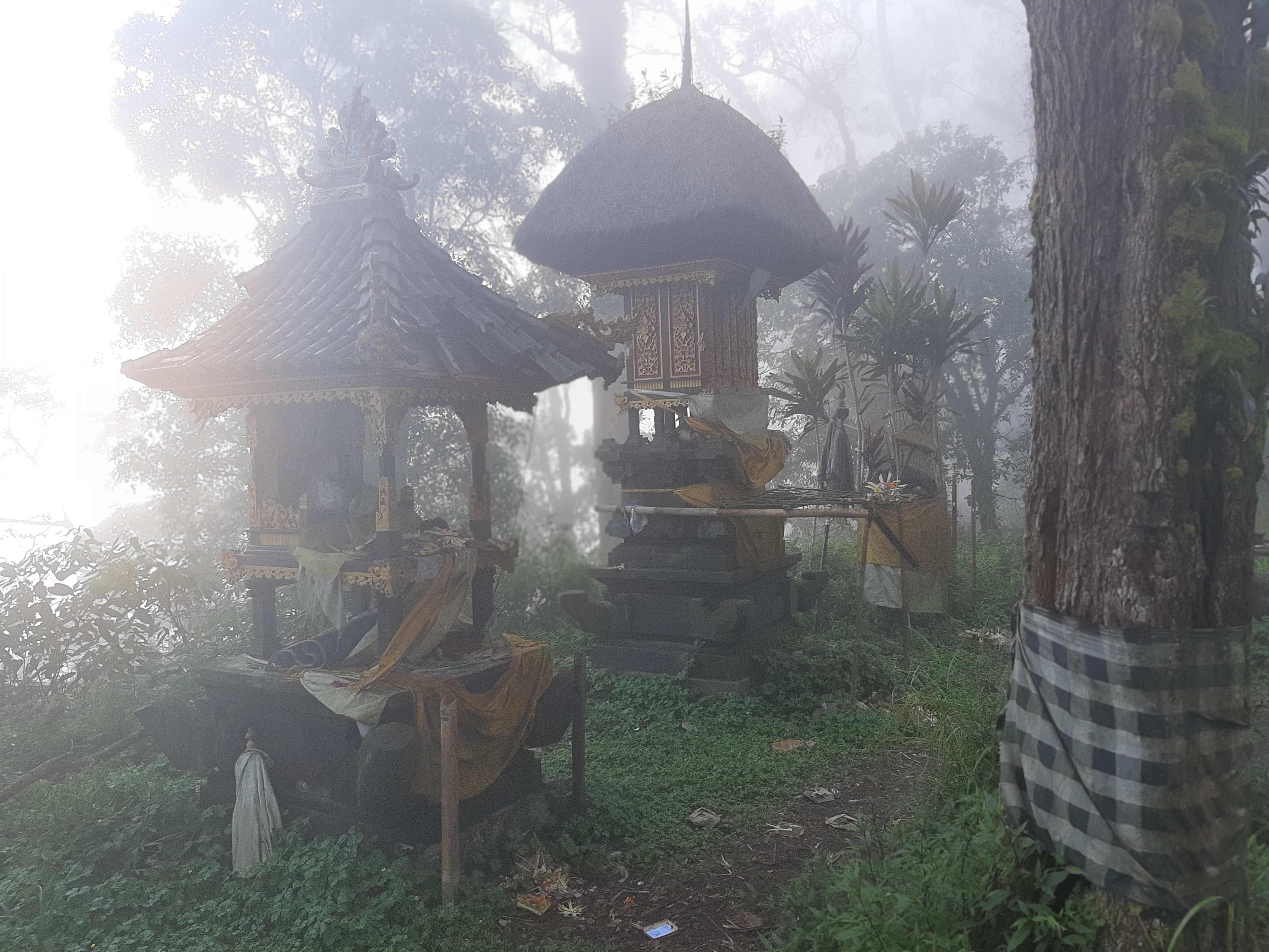 One of the temple shrines that we stopped at.