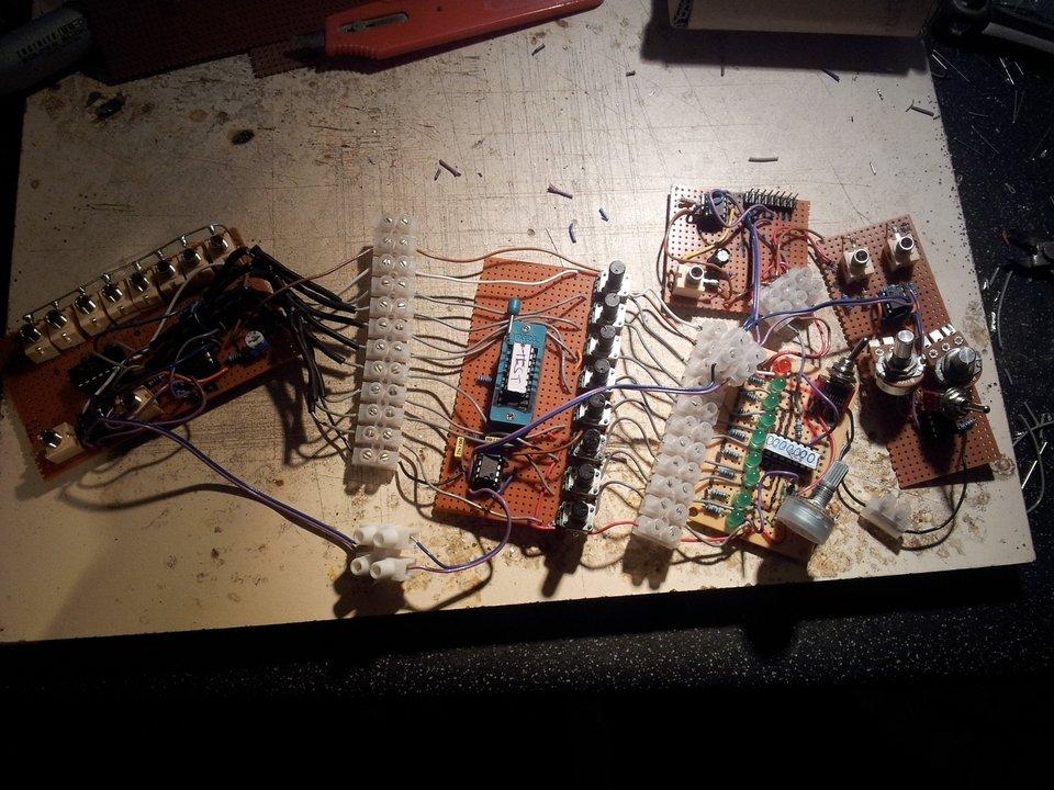 Electronics Project Bartos Flur