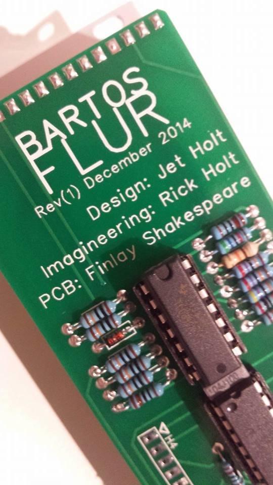 Bartos Flur Commercial PCB