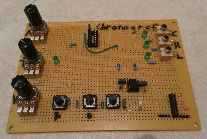 Chronograf Prototype