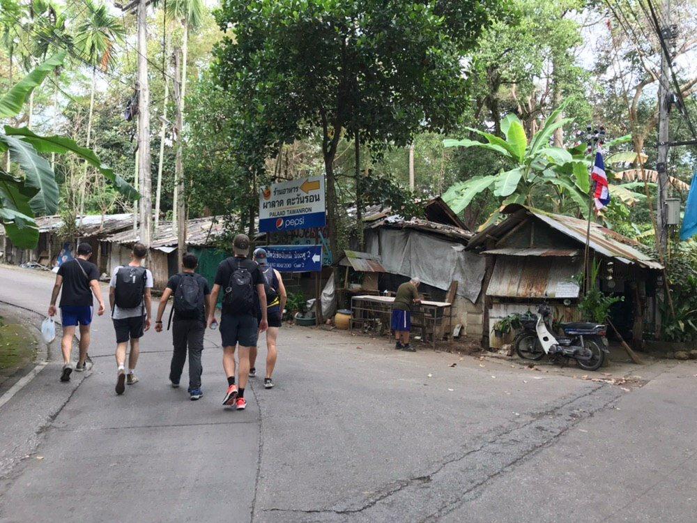 Chiang Mai Hike Gang!