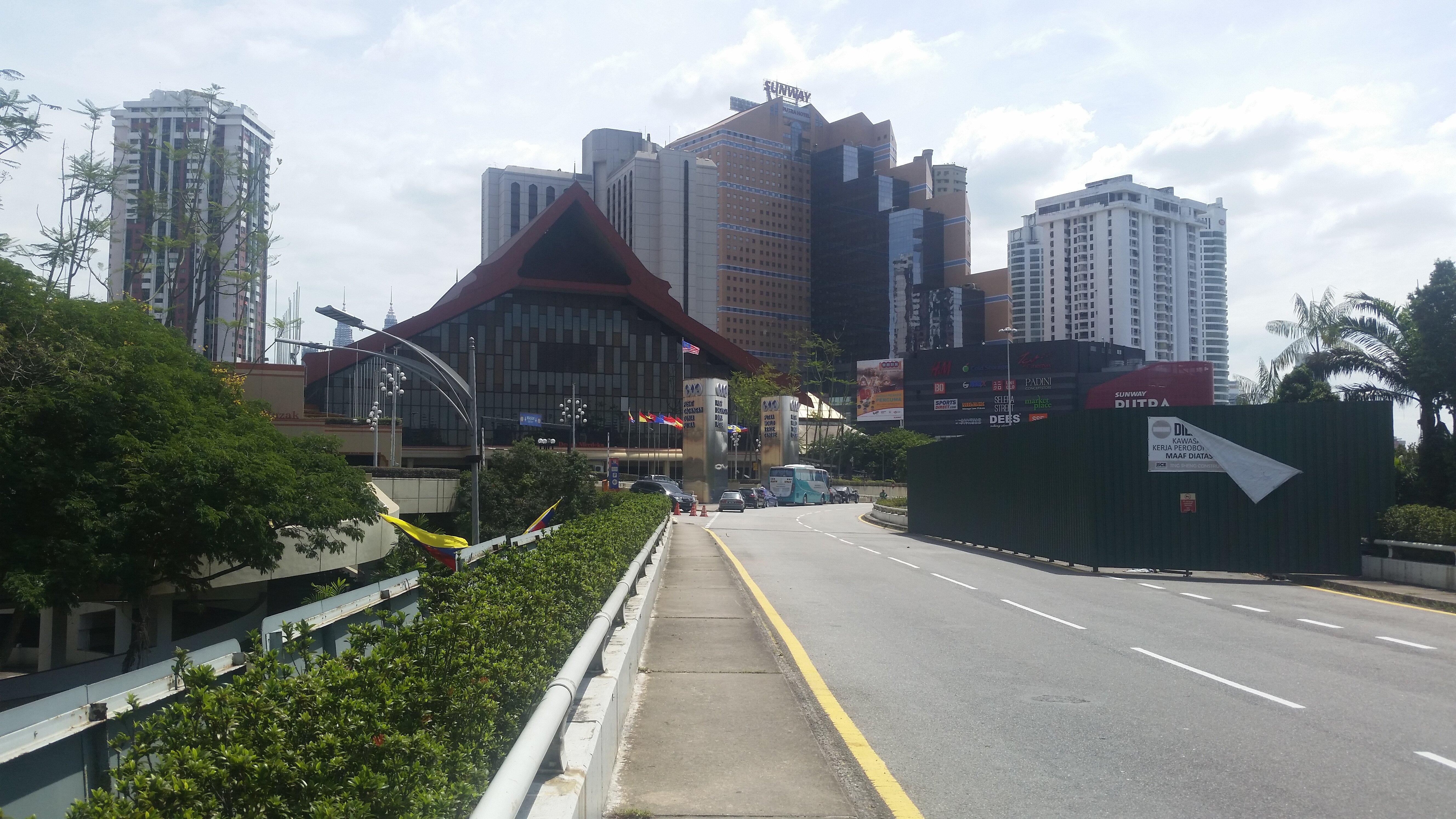 Sunway Putra Mall.