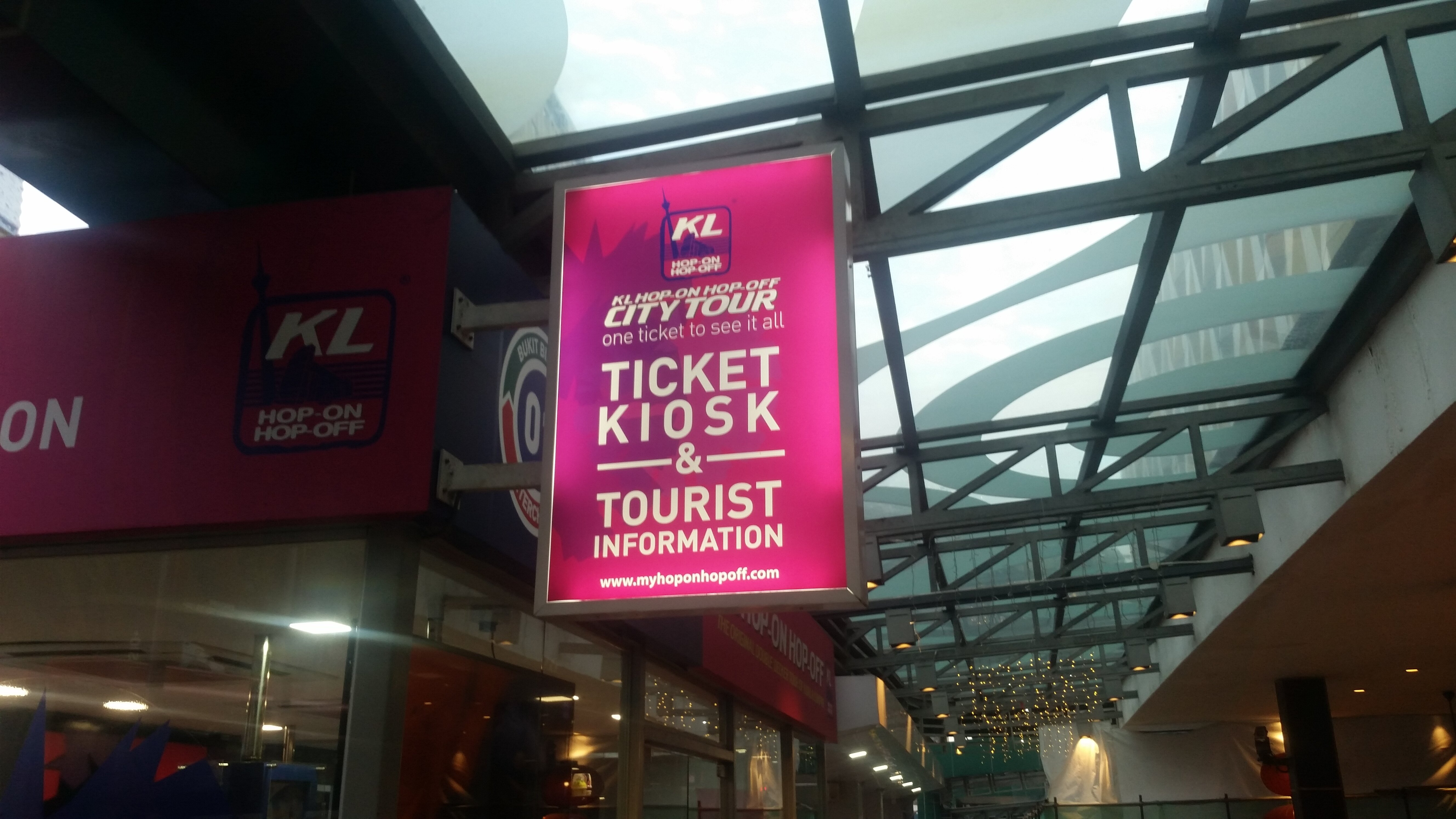See everything there is to see in Kuala Lumpur with just one bus ticket!