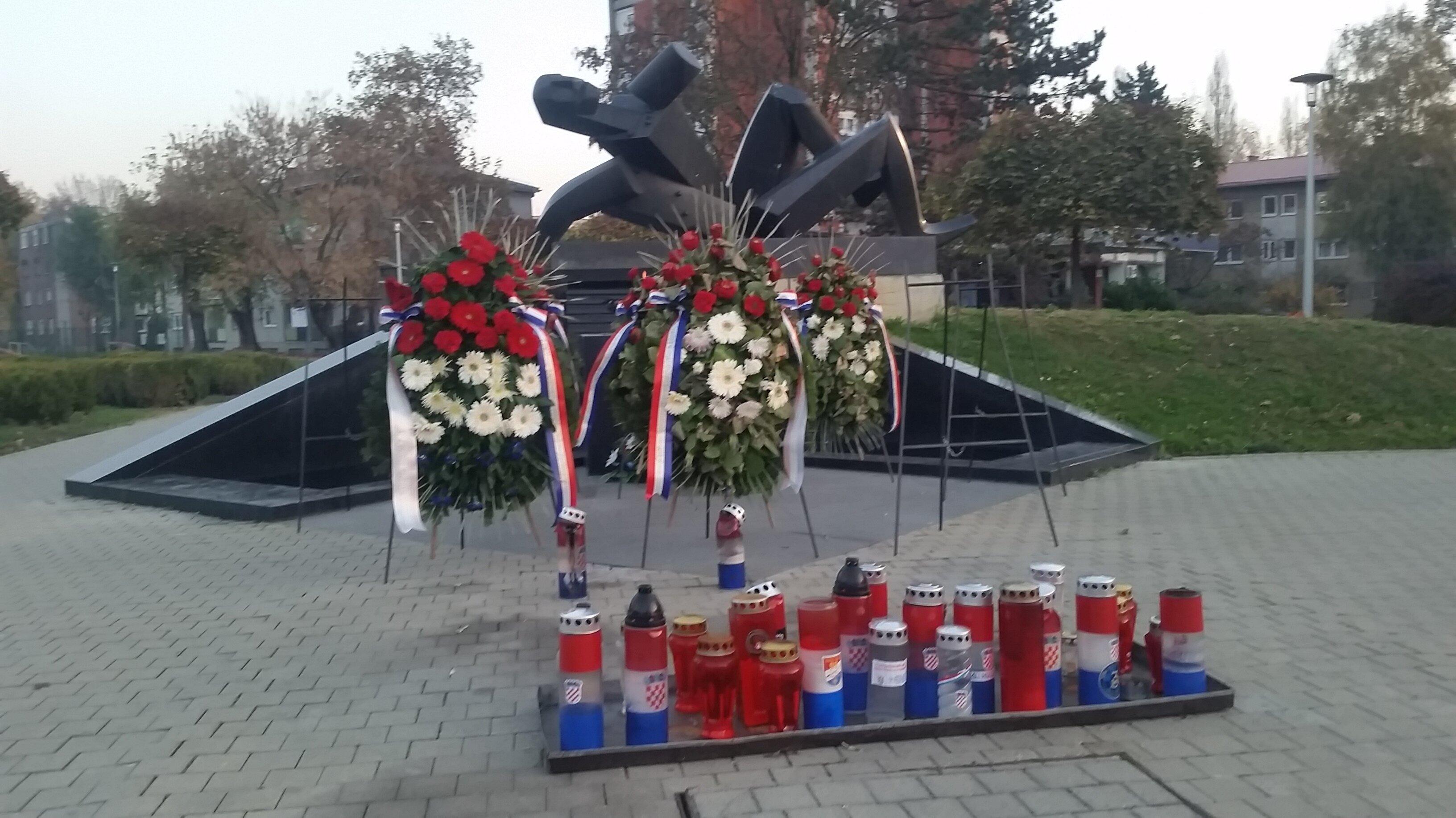 Yugoslav War Memorial.