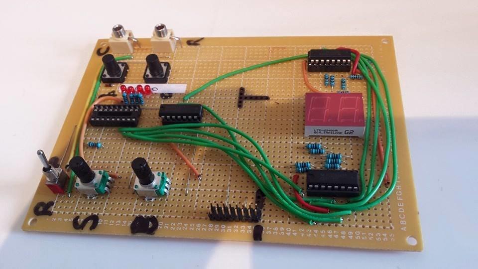 Polygraf Prototype Board