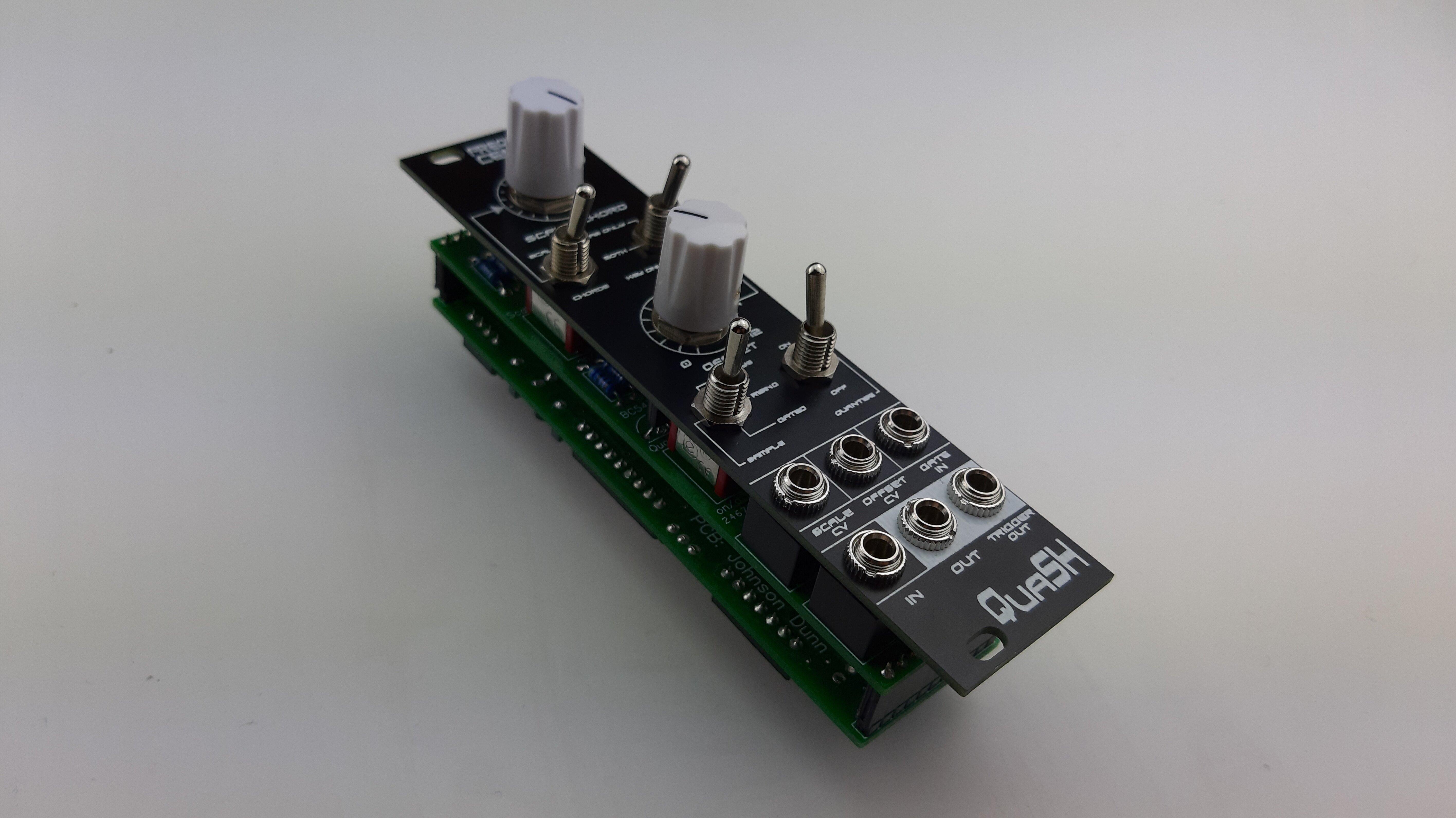 QuaSH production model.